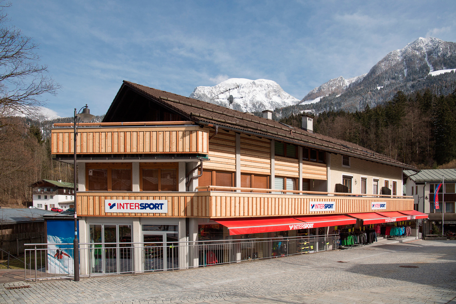 Klettersteigset Intersport : Sportgeschäft am königssee intersport renoth infos
