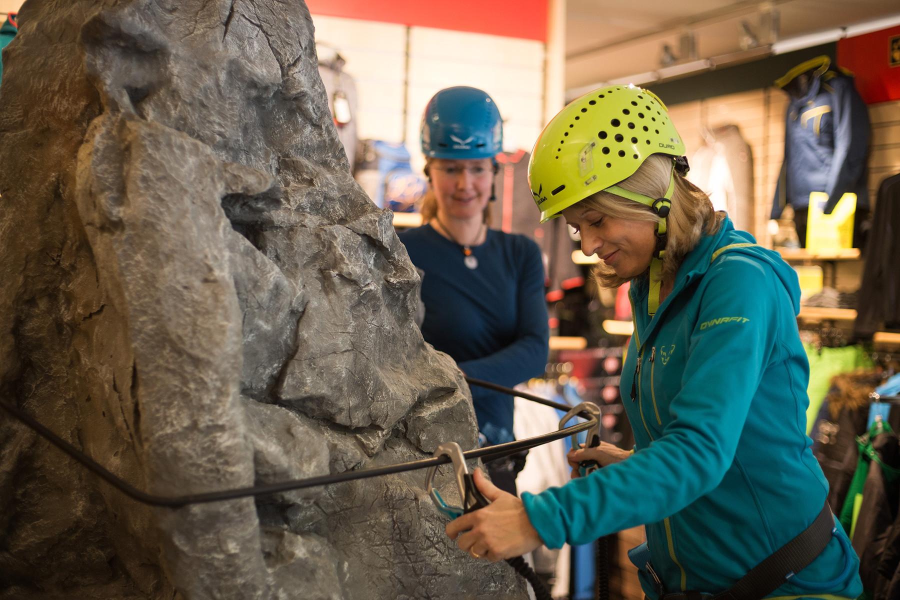 Klettersteigset Verleih Berchtesgaden : Bergsport und kletterausrüstung kaufen in berchtesgaden