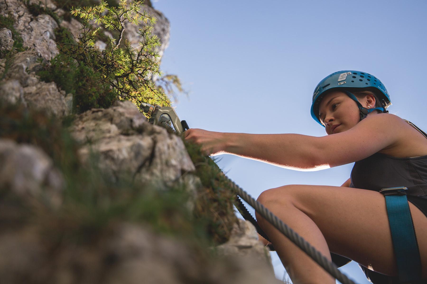 Klettersteig Set Leihen Berchtesgaden : Klettersteigausrüstungs kletterset verleih berchtesgaden